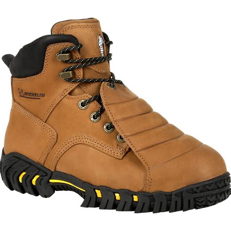 Men's Sledge Steel Toe Metatarsal Guard Boots