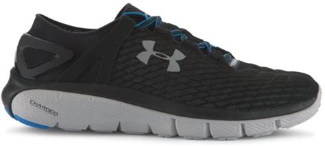 Men's Speedform Fortis Night Ankle-High Fabric Running Shoe