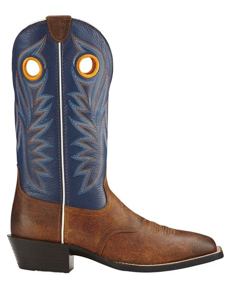 Men's Sport Outrider Western Cowboy Boot
