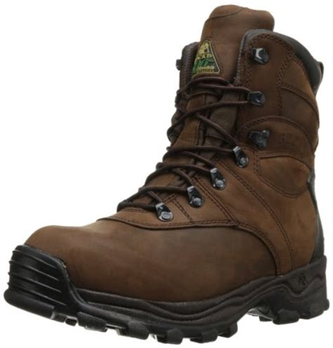 Men's Sport Utility Seven Inch Brown Hunting Boot