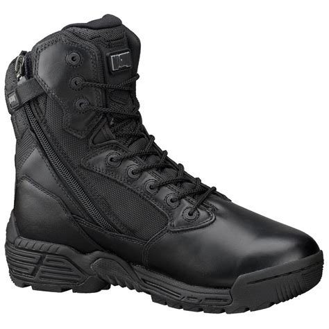 Men's Stealth Force 8.0 Side Zip Composite Toe Boot