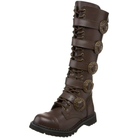 Men's Steam-BN/LE Leather Boot