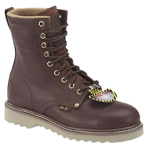 Men's Steel Toe 8' Farm