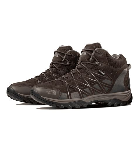 Men's Storm Mid WP Leather Coffee Brown/Coffee Brown Boot