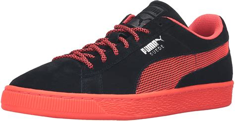 Men's Suede Classic Mesh FS Fashion Sneaker