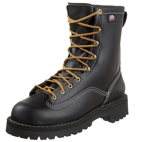 Men's Super Rain Forest 8 inch Work Boot