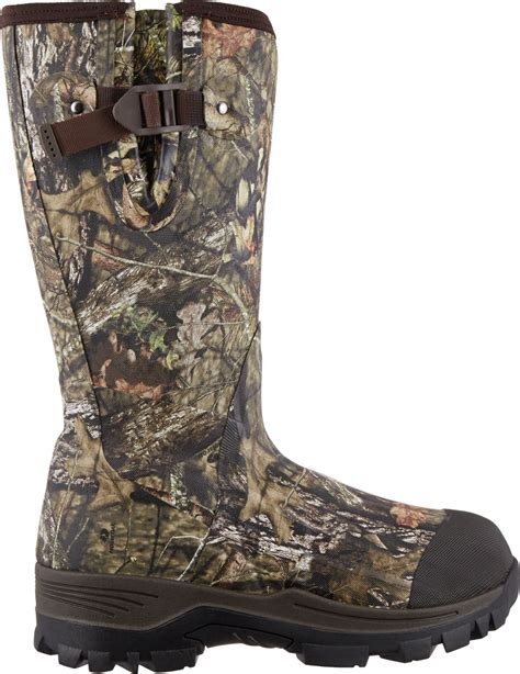 Men's Swamptracker Realtree Xtra Waterproof 1000g Rubber Hunting Boots