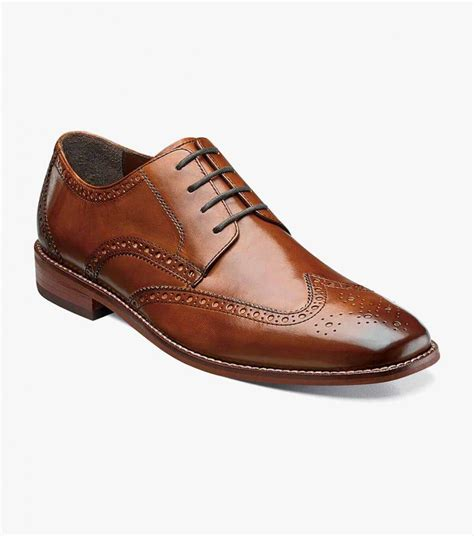 Men's Symon Wingtip Dress Oxford