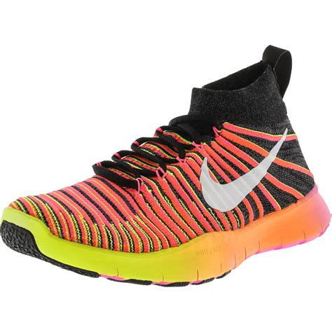 Men's TR Force Flyknit Running Shoes (Multi, 10.5)