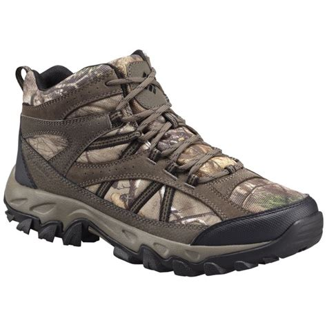 Men's Tangent Pass Mid Camo Hiking Boot