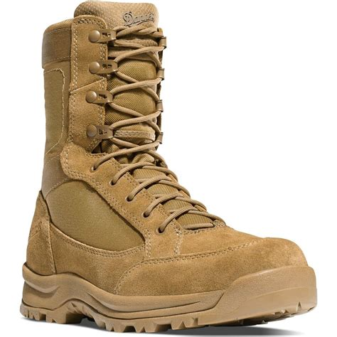 Men's Tanicus 8' Coyote Military and Tactical Boot