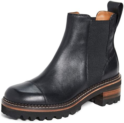 Men's Tate Lug Sole Chelsea Boot