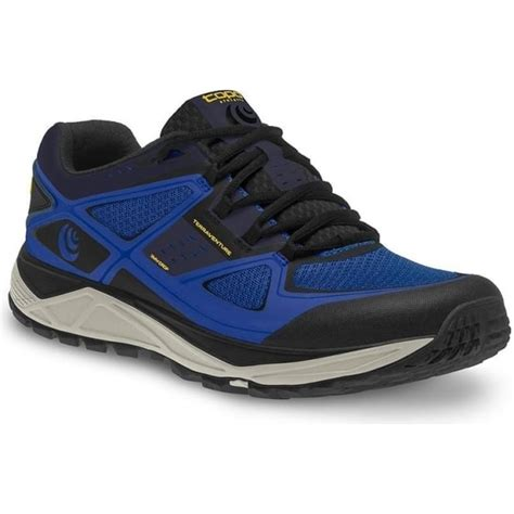 Men's Terraventure Trail Running Shoes Blue/Black 11