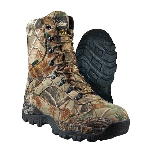Men's Thermador Waterproof Camouflage Hunting Boot