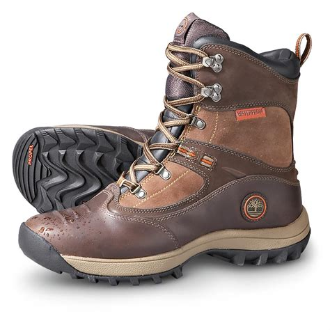 Men's Timber Snow Boot