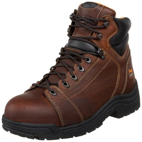 Men's Titan 6' Lace-to-Toe Safety Toe Boot