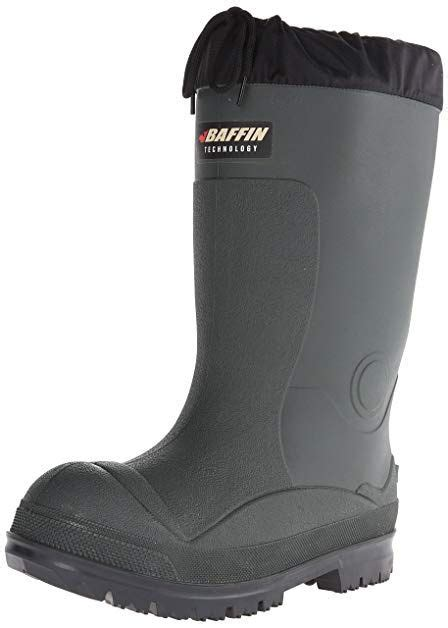 Men's Titan Canadian Made Insulated Rubber Boot