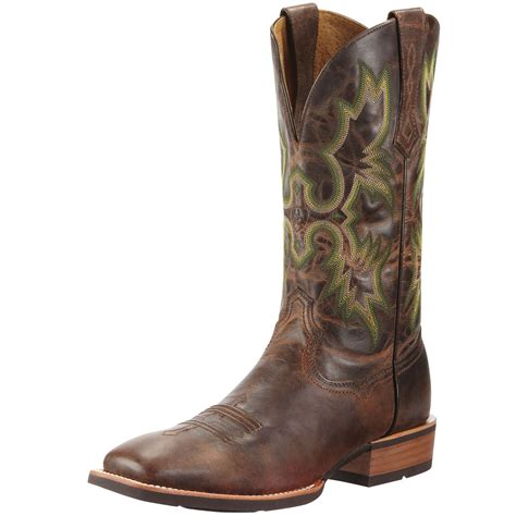 Men's Tombstone Western Cowboy Boot