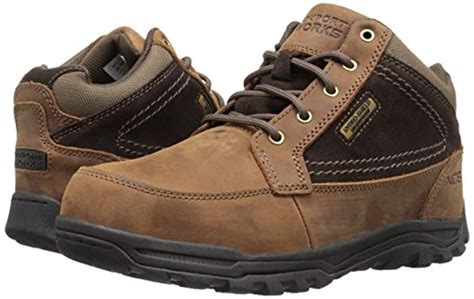 Men's Trail Technique Mid Rk6671 Industrial and Construction Shoe