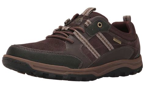 Men's Trail Technique Waterproof 3-Eye Walking Shoe