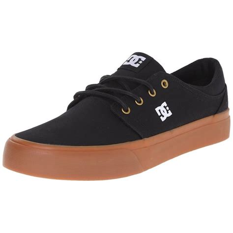 Men's Trase TX SE Skate Shoe, Black, 5 D US