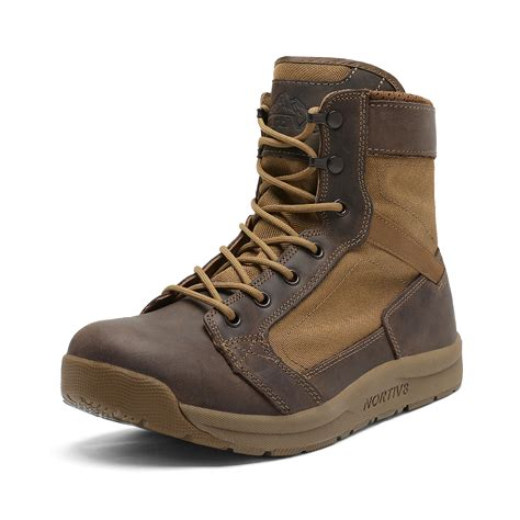 Men's Ultralight Leather Tactical Boot
