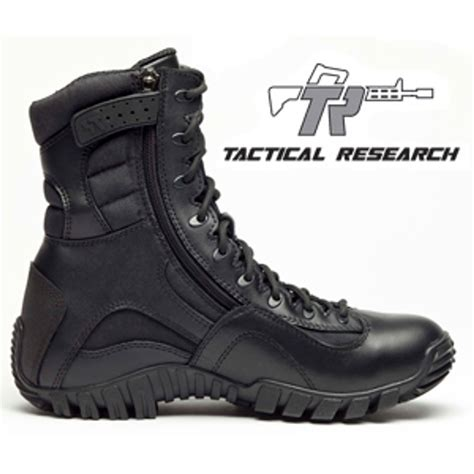 Men's Ultralight Side Zip Tactical Boot