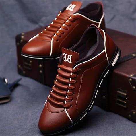 Men's Underspin Leather Fashion Sneaker