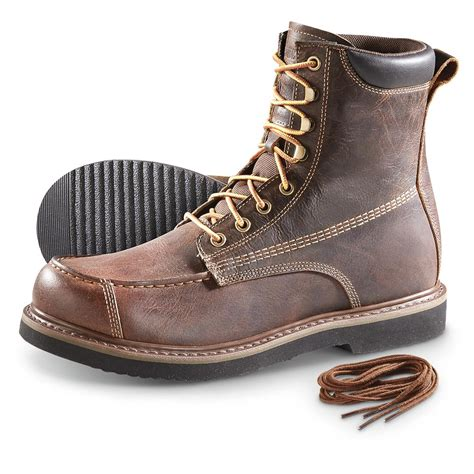 Men's Uplander Waterproof Lace up Hunting Boots