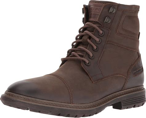 Men's Urban Retreat Inside Zip Chukka Boot