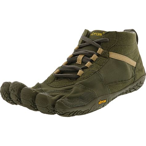 Men's V-Trek Military/Dark Grey Hiking Shoe