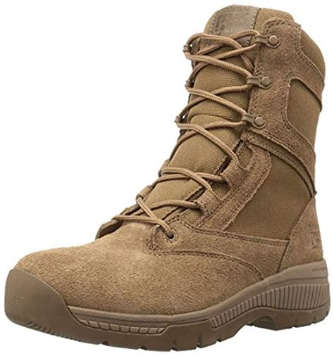 Men's Valor Duty 8' Soft Toe Military and Tactical Boot