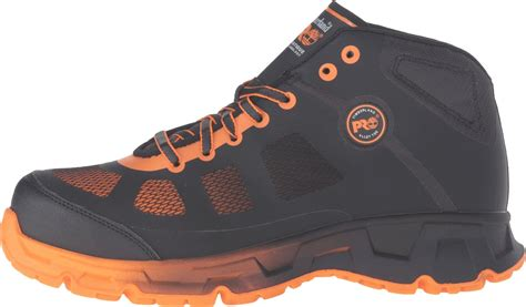 Men's Velocity Alloy Safety-Toe Industrial and Construction Shoe