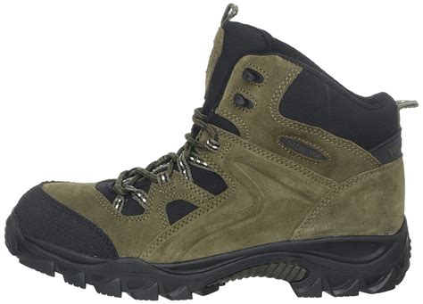 Men's W04624 Brighton Steel-Toe Boot