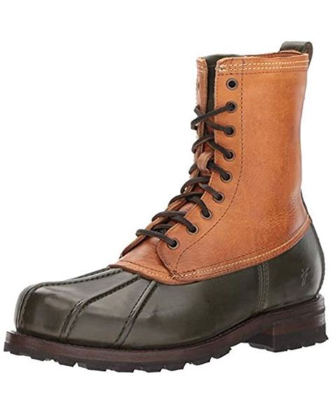 Men's Warren Duck Rain Boot