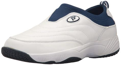 Men's Wash N Wear Slip on Suede