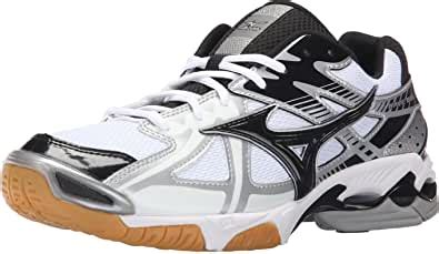 Men's Wave Bolt 4 Mens WH-BK Volleyball Shoe