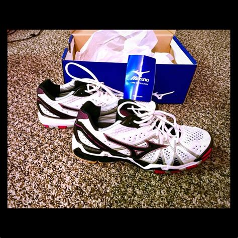 Men's Wave Tornado 9 DB-BLT Volleyball Shoe