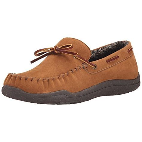 Men's Wearabout Camp Moccasin with Firmcore Boat Shoe
