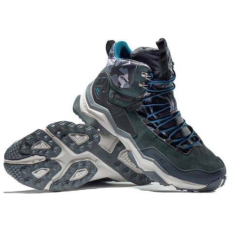 Men's Wild Wolf Mid Venture Waterproof Lightweight Hiking Boots