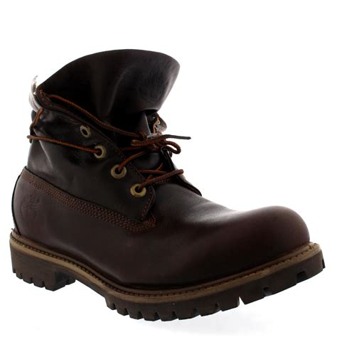 Men's Winter Casual British High Top Fur-lined Lace-up Leather Sneakers Warm Ankle Boots