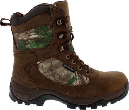 Men's Woodsman Realtree Xtra Waterproof Uninsulated Field Boots