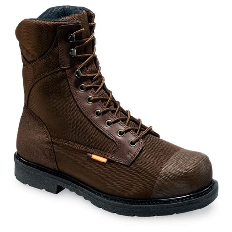 Men's Work Boot Steel Toe - A7313