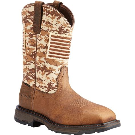 Men's Workhog Patriot Construction Boot