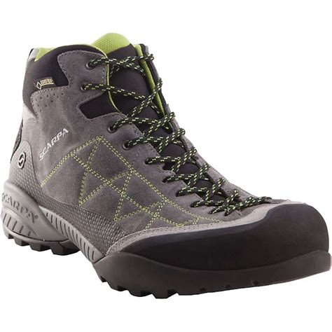 Men's Zen Pro Mid GTX Hiking Boots & Hiking Sock Bundle