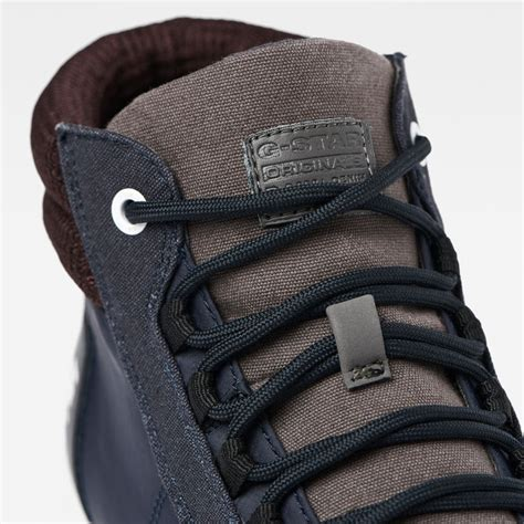 Men's Zlov Cargo White Sneaker
