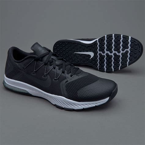 Men's Zoom Train Complete Training Shoe Black / Anthracite - White 882119-002