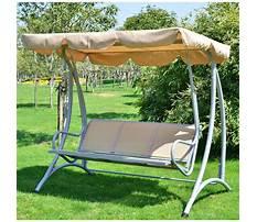 Best Menards metal porch swing stand