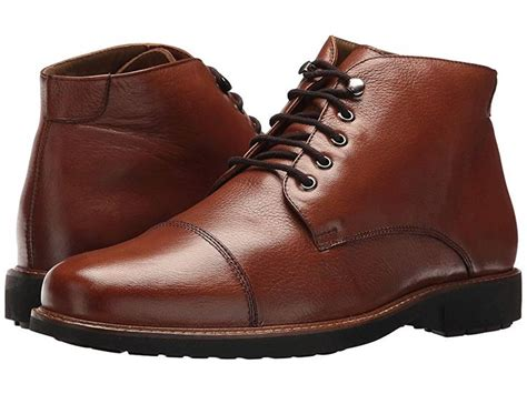 Mens 5-Eye Chukka Cap Boot