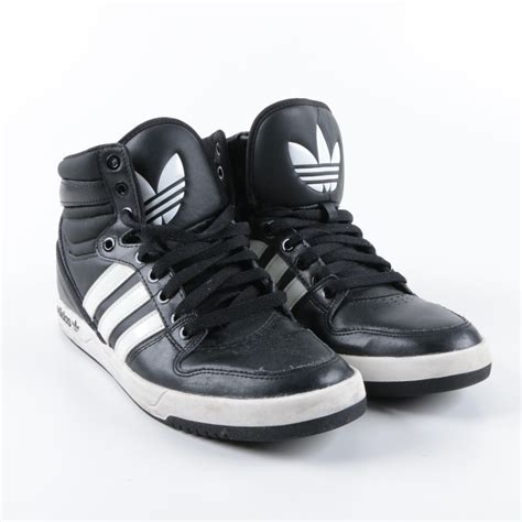 Mens Adidas Originals Court Attitude Sneakers